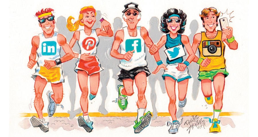 Social Media & Network Marketing Success Sprint or Marathon