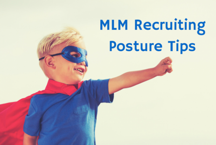 How to have posture with your prospects