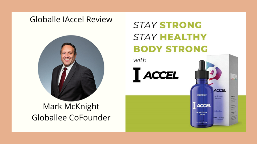 Globallee IAccel nano colloidal silver review